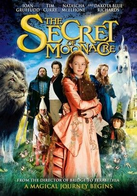 The Secret of Moonacre. When the fantastic tale in her storybook comes to life, young Maria Merryweather finds herself trapped in an ancient feud between her family and a rival clan -- and it's up to her locate the source of the bad blood and unite the two families. Trailer @ http://www.metacafe.com/watch/4815681/the_secret_of_moonacre_movie_trailer/