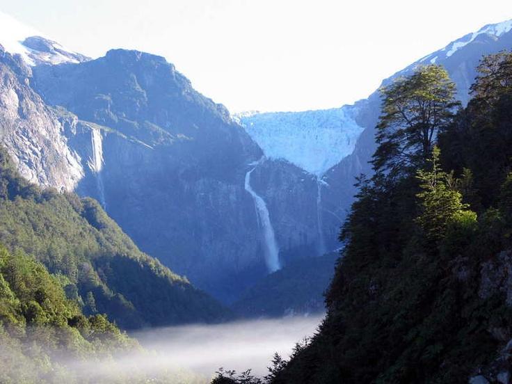 Parque Nacional Quelat, entre Chaiten y Coyhaique - Chile