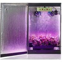Grandma's Secret Garden 4.0 9 Plant LED Hydroponics Grow Box with Co2 Enhancer, Mars HYDRO LED Grow Lighting andHy #kyberzoo #instago #bestoftheday #instagood #food #picoftheday #instalike #look #smile #amazing #photooftheday #love #veges #hydroponic #growlights #growtents #seeds #grow #homeandgarden #goodcreditbadcredit #postoftheday #financing #value #smartstore #megasupersmartstore #shoptillyoudrop #kyberzoodroponics Training Guide | KyberZoo.com