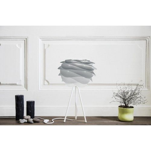 Nyhet Carmina mini grå, fantasifull lampa från Vita www.globalxdesign.com