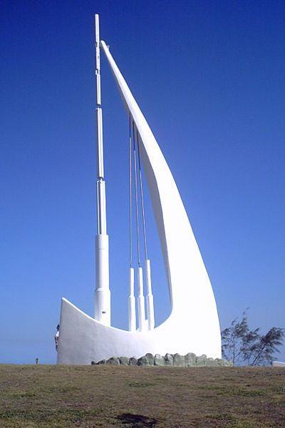 The Singing Ship, Emu Park, Yeppoon