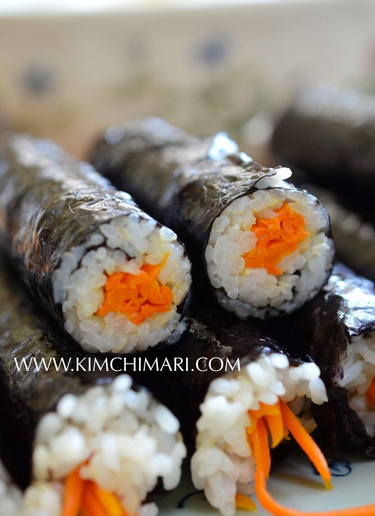 85 best korean food rice dishes images on pinterest korean food mini kimbap is also called mayak kimbap or drug kimbap this delicious korean street food is so addicting it was nicknamed drug kimbap forumfinder Choice Image