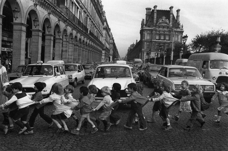 Robert Doisneau, Les tabliers de la rue de Rivoli
