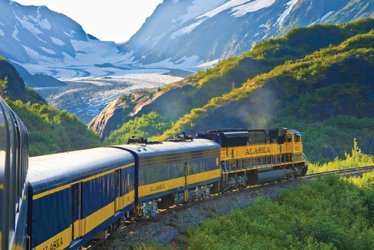 2015 marks 10 years of the Alaska Railroad's premium GoldStar Service