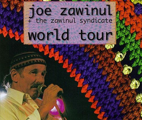 "Joe Zawinul's ""World Tour"" is a live album recorded with the Zawinul Syndicate between May 17 and November 13 1997 and released on June 30 1998 TODAY in LA COLLECTION RVJ >> http://go.rvj.pm/dm6"