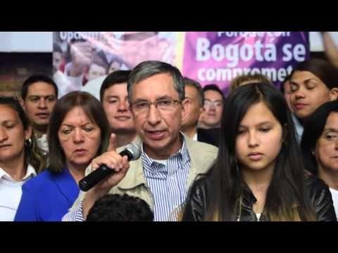 Concejal Jairo Cardozo de MIRA agradece a sus electores por el voto de c...