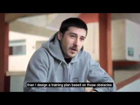 Motivational Training Interview by David belle. I hope the world never forgets this man.