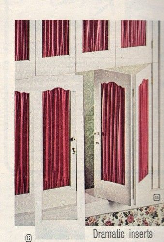 Shutters With Fabric Inserts Ideas That Strike My