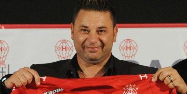 El Turco en Huracan FC