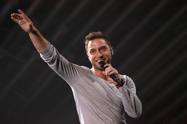 Eurovision 2015: Who is this year's winner Sweden's Mans Zelmerlow? - Mirror Online