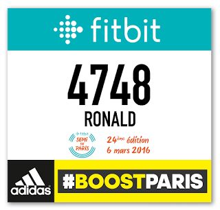 """Semi Marathon de Paris 2016 (Sunday, March 6th) : 24th edition. Ronald Tintin and the project « Ronning Against Cancer »'s UPCOMING event running to support the fight against cancer and """"Women's History Month 2016"""" in March. Run for charity and Do Good.  #charity #coaching #Fitness #Health #Solidarité #WomensHistorytMonth #Sport #running #SemiParis #motivation  #happiness #RonaldTintin  #ParisMarathon #DoGood  #SuperProfesseur #RonningAgainstCancer #marathon"""