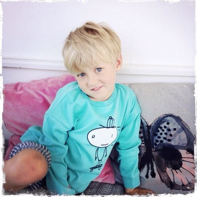 #WAKAMONO SS15 super soft easy to wear skater-jumper for cool boys :)) #therelab #sustainableliving