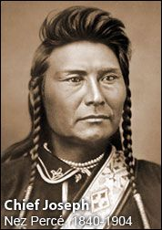 In his final years, Chief Joseph spoke eloquently against the injustices of U.S. Government policies and racial discrimination against Indigenous peoples and he held out hope that America's promise of freedom and equality would one day be fulfilled for Native Americans as well