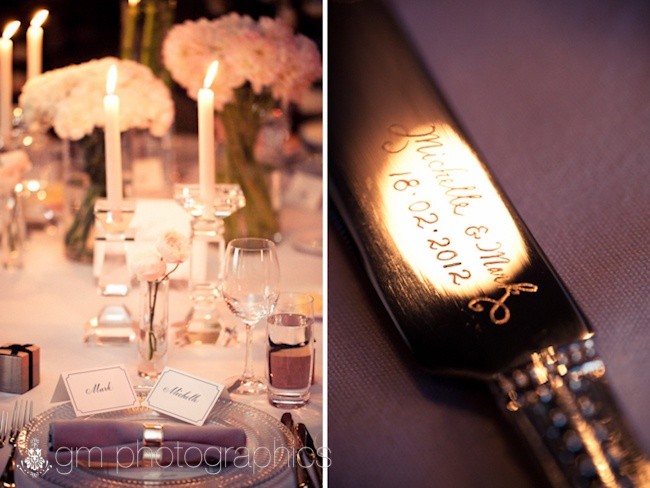 Love this idea -to engrave the cake knife