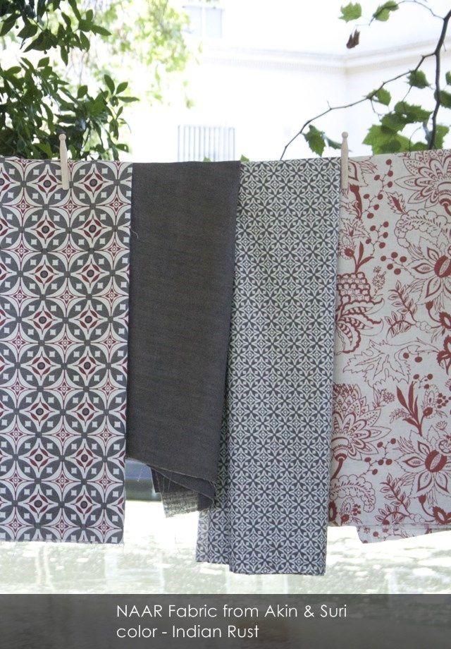NAAR Fabric from Akin