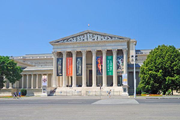 Szépművészeti Múzeum - Budapest Múzeumok - Múzeum Budapesten