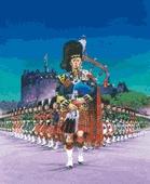 Military Tatoo at Edinburgh Castle