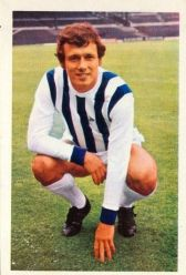 West Bromwich Albion F.C. 1971/1972 Soccer Stars - Ray Wilson - #West Bromwich Albion #Quiz #West Brom