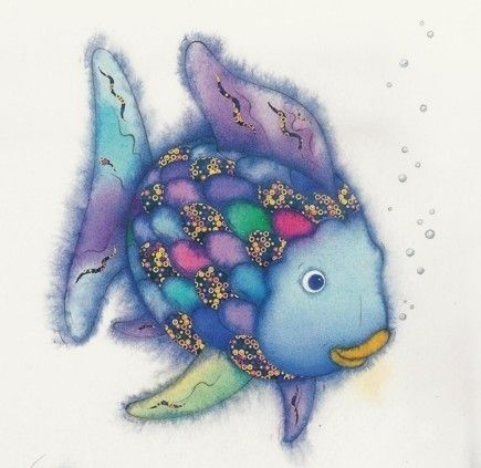 The rainbow fish by marcus pfister books worth reading for Rainbow fish author