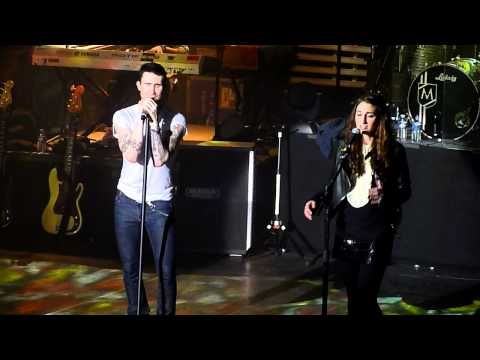Maroon 5 w/ Sara Bareilles - Out of Goodbyes