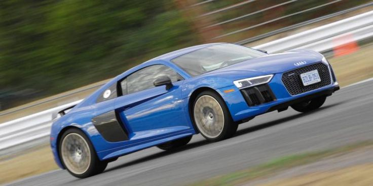 Both models of the 2017 Audi R8 comes with the same V10 engine with the size of 5.2 liters...So, how much does an Audi R8 cost?...the V10 plus model will cost  #2017AudiR8