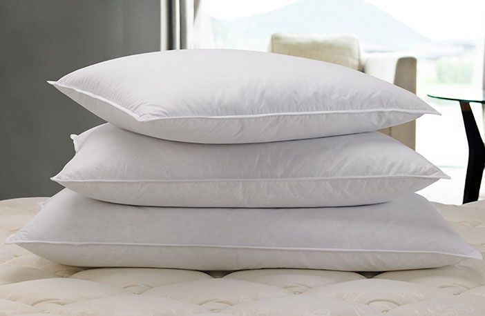 Feather Down Pillow Shop The Exclusive Pillow Collection From Courtyard By Marriott Pillow Shop Pillows Comfortable Pillows