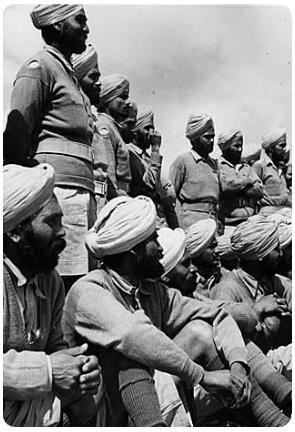 WWI Sikhs