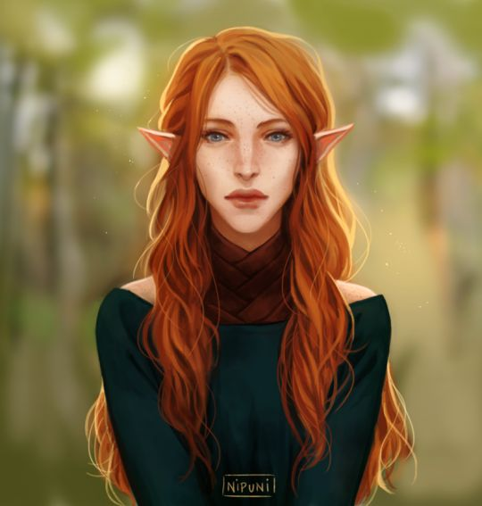 Female Characters With Red Hair 28 best images about C...