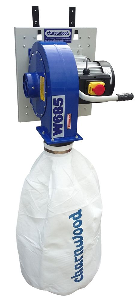 Wall Mounted Dust Extractor