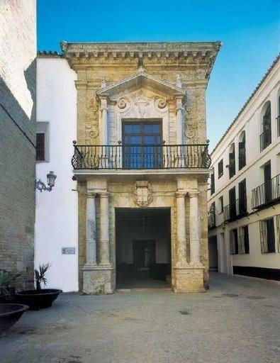 Carmona. Casa Palacio del Marqués de las Torres de la Presa (2009)