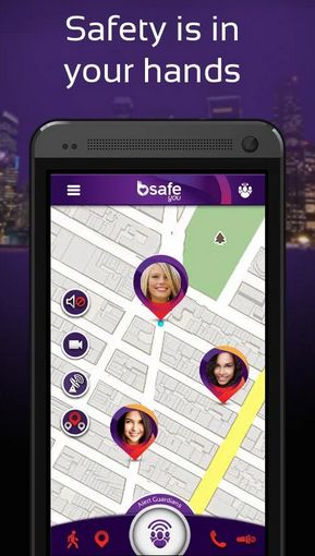 IT Tech Buzz: BSafe App Could Be Your New Personal Social Safety...