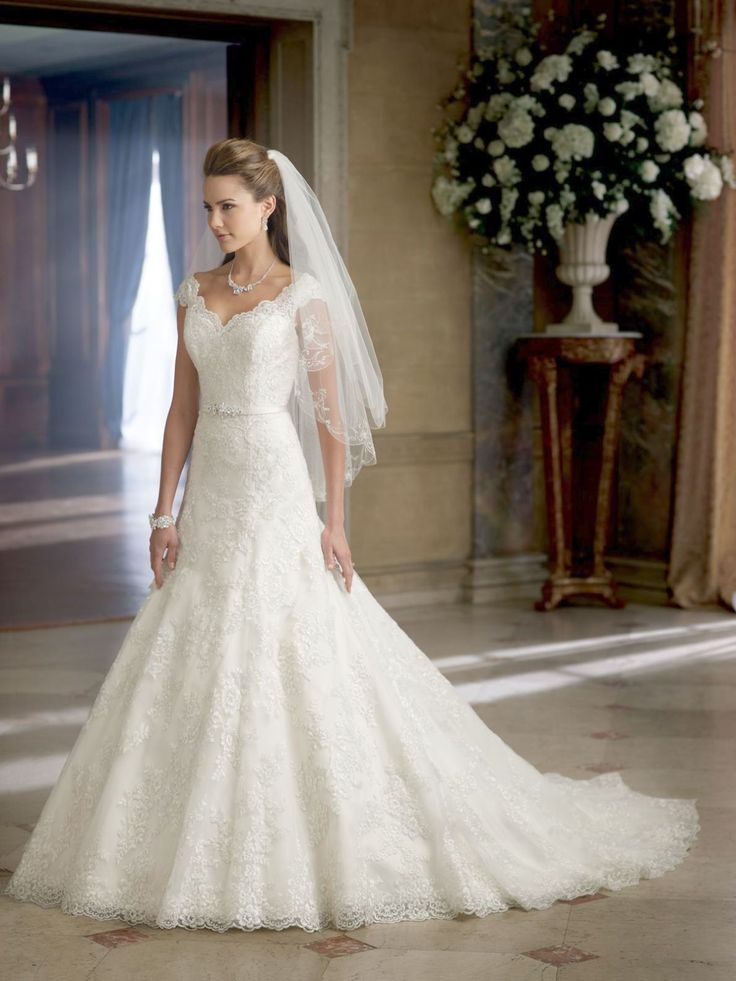 Lace Wedding Dress High Neck Low Back Off The Shoulder Lace A Line Wedding Dress