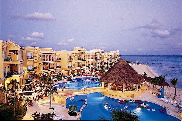 Playa Del Carmen Resorts | all-inclusive Gran Porto Real, Playa del Carmen Mexico