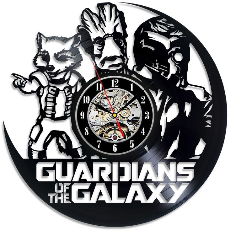 Guardian of Galaxy MARVEL Movie NEW Decorative Vinyl ...