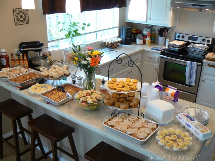 Brunch recipes shores bridal shower party ideas for Decoration quiche