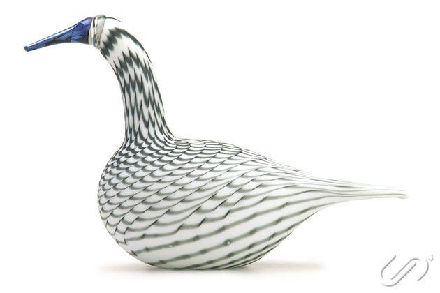 Birds by Oiva Toikka Whooper Swan
