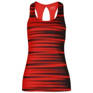 ASICS® Pop Color Racerback Tank - Women's - Running - Clothing - Flame