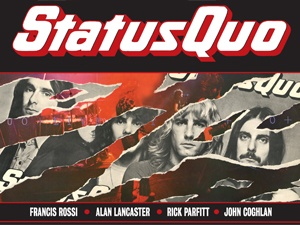 Set List: Status Quo's Frantic Four Lineup Play First Show in 30 Years