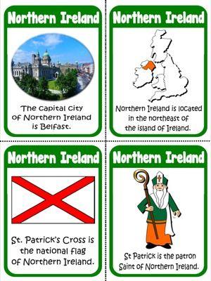 Northern Ireland - Flashcards