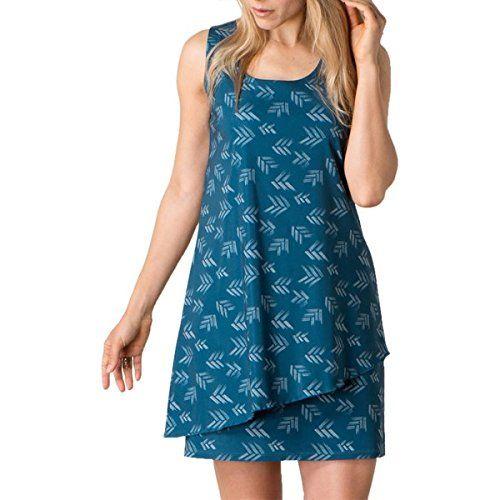 (ドード アンドコー) Toad&Co レディース ドレス カジュアルドレス Whirlwind Dress 並行輸入品  新品【取り寄せ商品のため、お届けまでに2週間前後かかります。】 カラー:Inky Teal Print カラー:グリーン