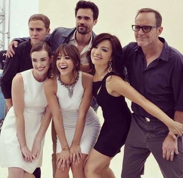 cast of d day
