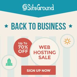 Faster, safer and awesome customer care...70% off sale for a limited time #blog #hosting #website