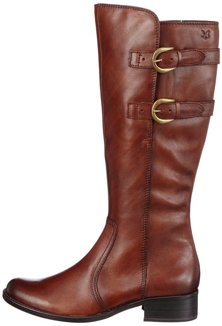 Caprice Kania-B-1K-1 9-9-25524-21 331 9-9-25524-21, Damen Stiefel, Braun (COGNAC ANTIC), EU 40: Amazon.de: Schuhe & Handtaschen