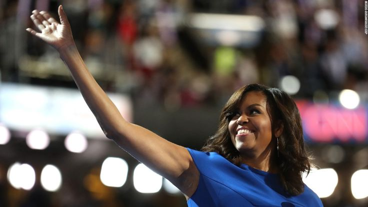 The full transcript and video of first lady Michelle Obama's speech in support of Hillary Clinton at the Democratic National Convention.