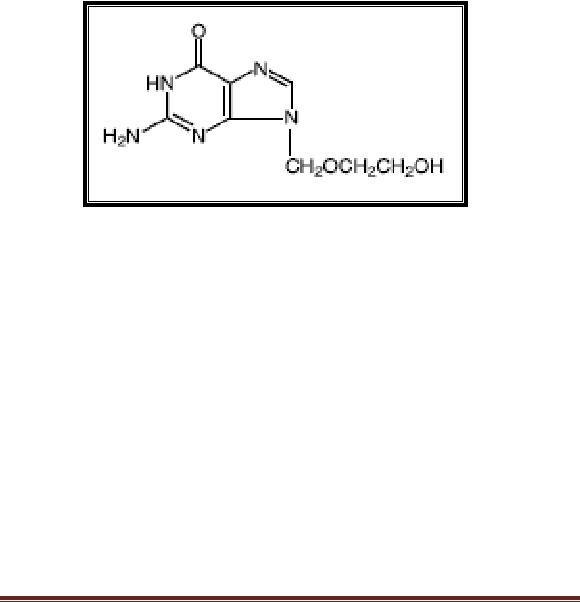 Zovirax acyclovir): side effects, interactions, warning