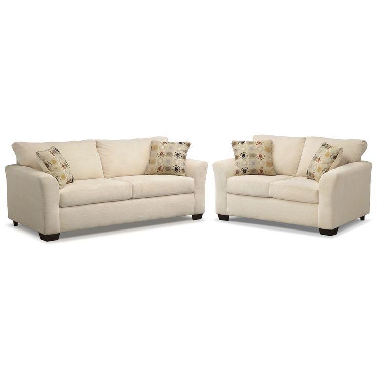 living room furniture bravo 2 pc living room
