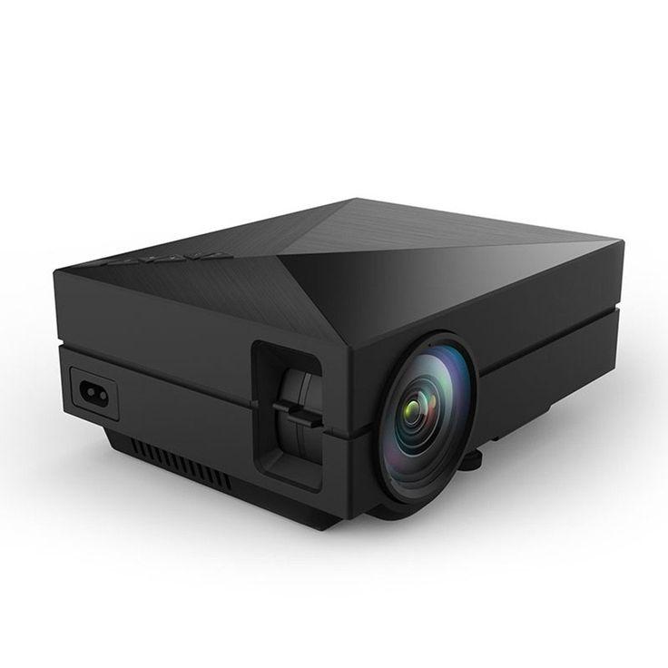 Projetor Full HD 1080P LCD AV USB2.0 Frete Grátis