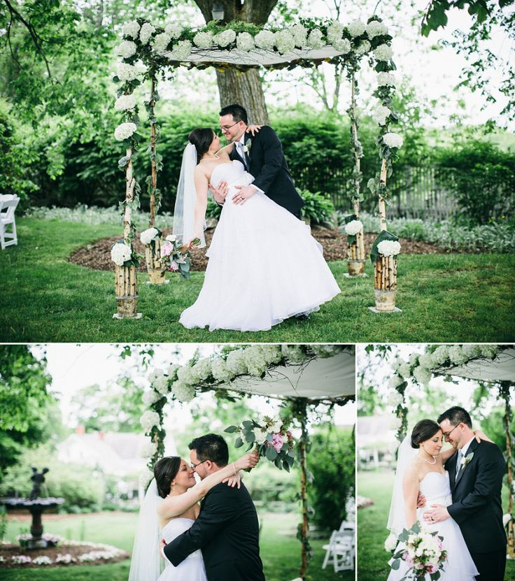 Wedding Venues In Hudson Valley Ny: Summer Ceremony - Zen Photography