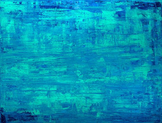 Big blue by RescopeGallery on Etsy