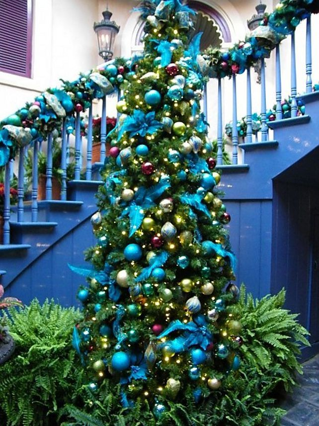 41 best Love Them Christmas Decorations! images on Pinterest - peacock christmas decorations